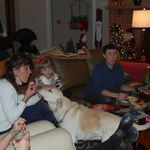 Bobbie and Sport Christmas 2009