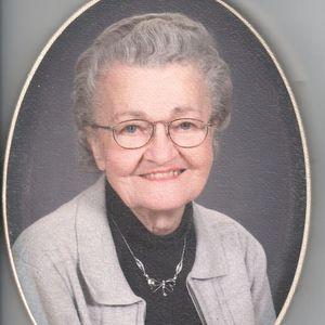 Mrs. Johanna Reuter Obituary Photo