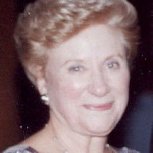 Mrs. Frances Dolores Gerckens