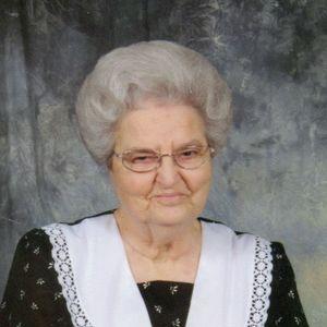 Mrs. Billie Faye McLain