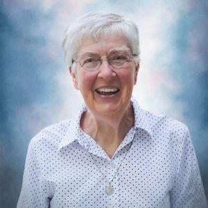 Sr. Mary Jane Hicks, S.H.C.J. Obituary Photo