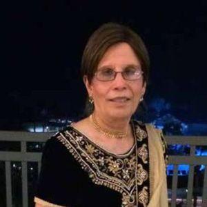 Margaret H. (nee Hussain) Gill
