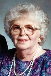 Anna Ruth Yowler obituary photo