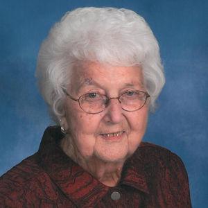 Agnes L. Maus Obituary Photo