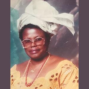 Mary  Ezontubebebo  Belleh