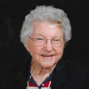 Ruby Evelyn Parker Landry