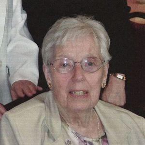 Mary E. Faunce Obituary Photo