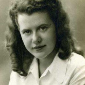 Catherine McNulty