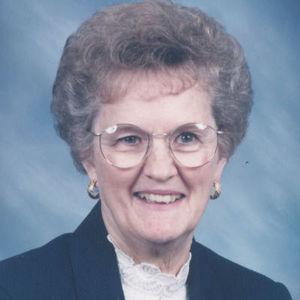 Mrs. Vivian Jean Reed Fischer
