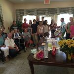 95th Birthday with Family