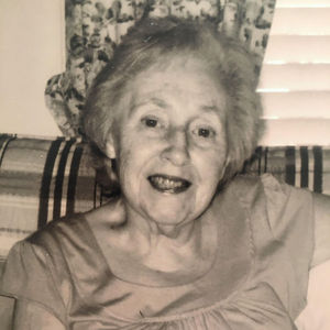 Margaret Ann Rayne Lynch Obituary Photo