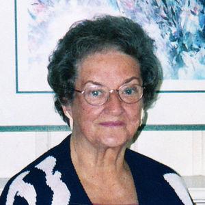 """Elizabeth A. """"Betty"""" McGrimley"""