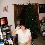 Patricia's Christmas at our home in Pricneton