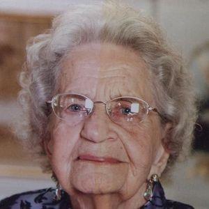 """Mrs. Elizabeth """"Betty"""" V. Iozzo"""