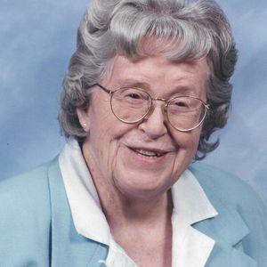 Mrs. Dorothy Eleanor  Greider