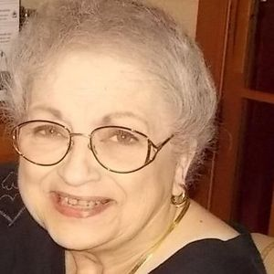 Jeanette Stopek Obituary Photo
