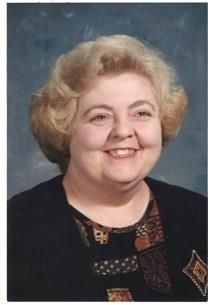 Mary Elizabeth Crowe obituary photo