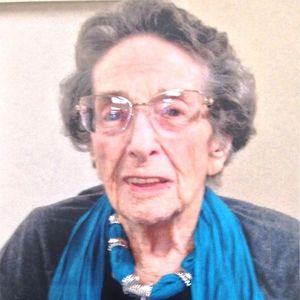 Ruby Mae Handley Franzke