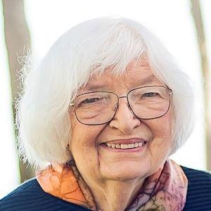 Mrs. Jean Sandefur Hall