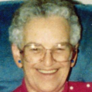 Yvonne Letendre McKinnon Obituary Photo