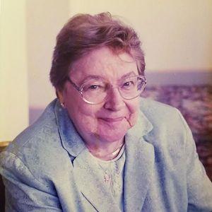 Mrs. Eunice F. Radigan Foley