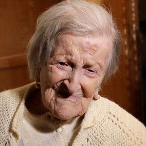 Emma Morano Obituary Photo