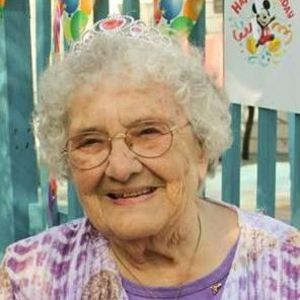 Louise Brooks Trombley Obituary Photo