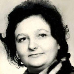 Krystyna Sakowicz Obituary Photo