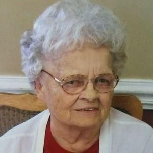 Lona Mae Harris Hawkins Obituary Photo