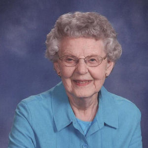 Olga M. Myrom Obituary Photo