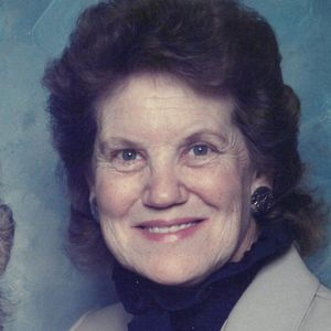Margaret Mary Stygar