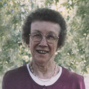 "Hildegard M. ""Hilda"" Rademacher Obituary Photo"