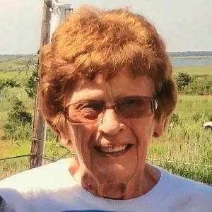 Blanche Ostrom (nee Brodeur) Obituary Photo