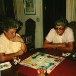 Otis and Martha playing games (Sorry)!!