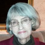 Portrait of Marion Harris