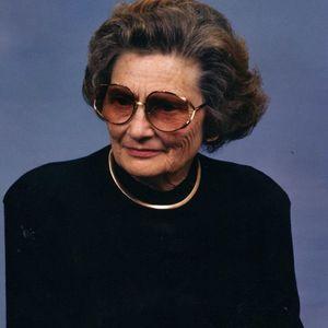 Eva Barber Dowd