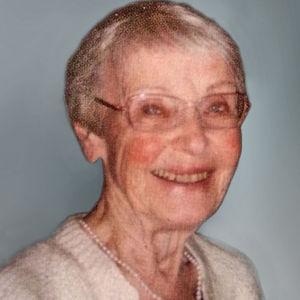 Virginia Ruth Parker Godwin