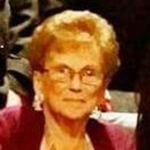 Sarah Gladys Richardson Obituary Photo