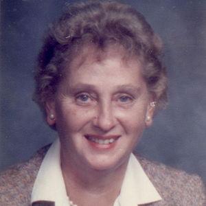 Mrs. Doris M. (nee Bedford) Rabasca