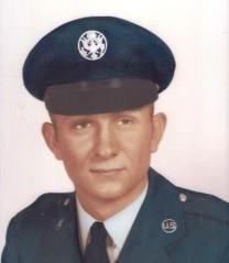 Bernard Dale BOXBERGER obituary photo