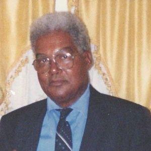 Reverend James Garrett