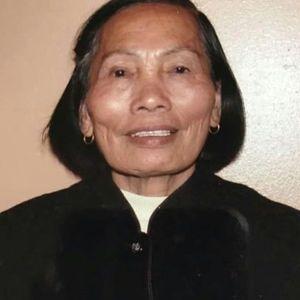 Cui Chan Chen Obituary Photo
