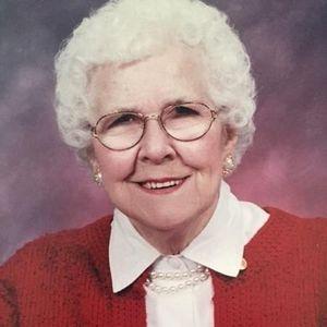 Alma D. Marrier