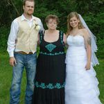 Mom, Brent and Lacey