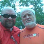 Me and uncle Richard about three years ago.