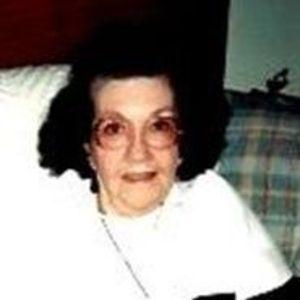 """Hazel  """"Aunt Jackie"""" Faye Armstrong"""
