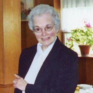 Sr. Nancy L. Swift, R.C.E.