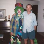 Clowning around with Joanna Chappell