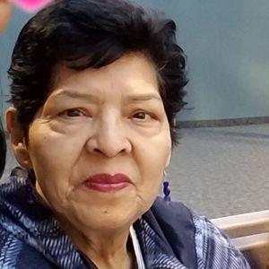 Hortencia Garrido de Reyes