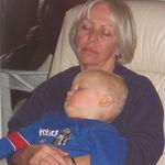 Grandmas are comfortable